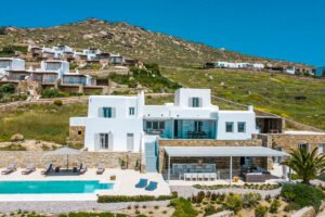 Luxury Villa Mykonos Lia Beach, Mykonos Luxury Estate