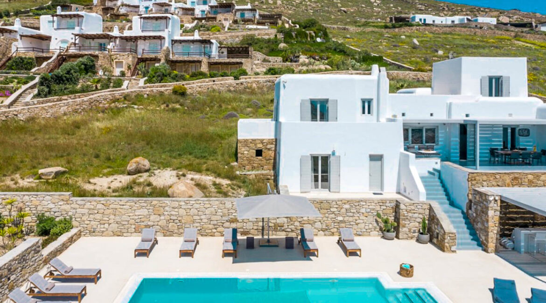 Luxury Villa Mykonos Lia Beach, Mykonos Luxury Estate 28
