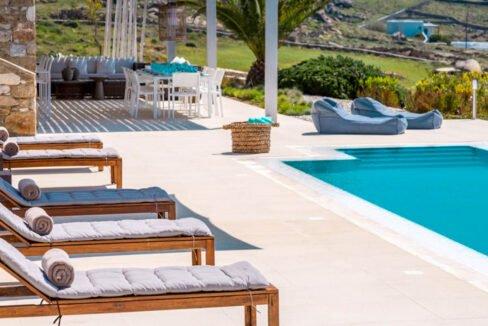 Luxury Villa Mykonos Lia Beach, Mykonos Luxury Estate 31