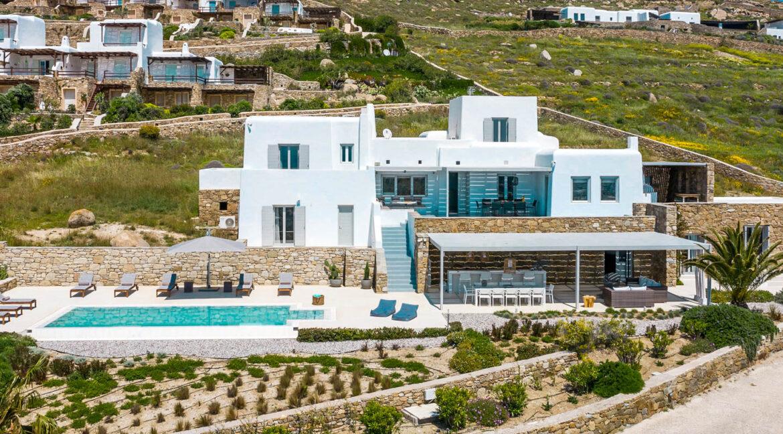 Luxury Villa Mykonos Lia Beach, Mykonos Luxury Estate A 1
