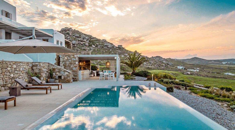 Luxury Villa Mykonos Lia Beach, Mykonos Luxury Estate A 13