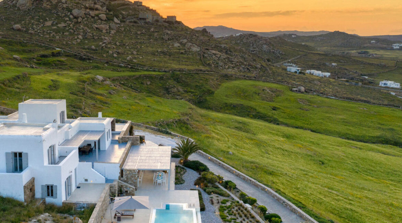 Luxury Villa Mykonos Lia Beach, Mykonos Luxury Estate A 14