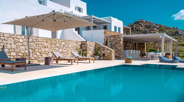 Luxury Villa Mykonos Lia Beach, Mykonos Luxury Estate A 5