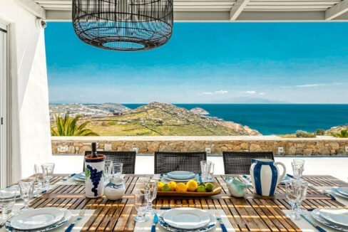 Luxury Villa Mykonos Lia Beach, Mykonos Luxury Estate A 6