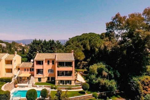 Luxury Villa for Sale Corfu Greece. Corfu Property 14