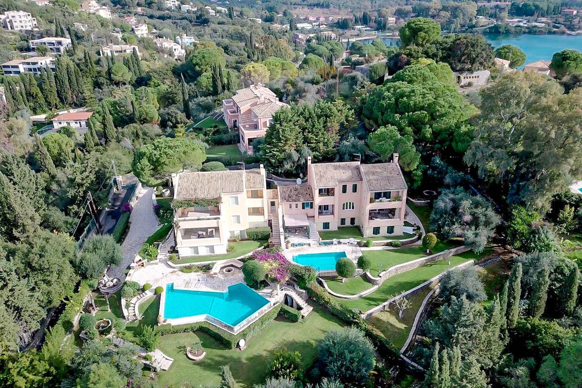 Luxury Villa for Sale Corfu Greece, Komeno , Central Corfu