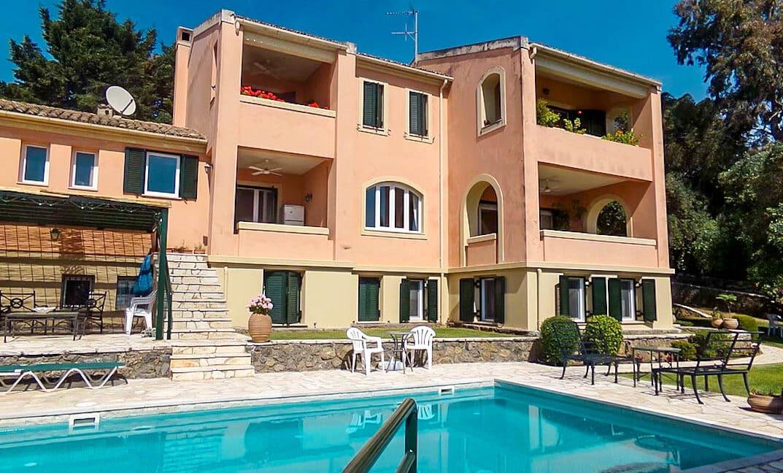 Luxury Villa for Sale Corfu Greece. Corfu Property 38