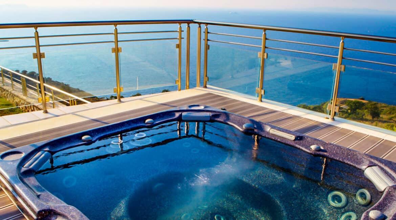 Luxury Villas at Syvota Ionio Greece, Syvota Villas Greece 1