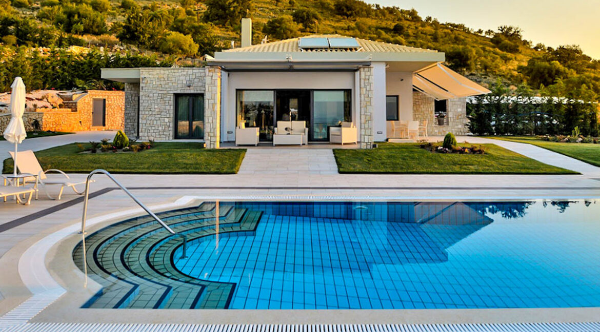 Luxury Villas at Syvota Ionio Greece, Syvota Villas Greece