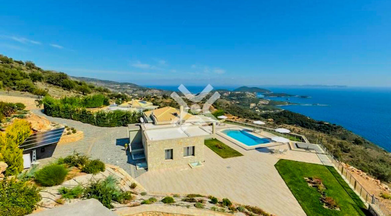Luxury Villas at Syvota Ionio Greece, Syvota Villas Greece 21