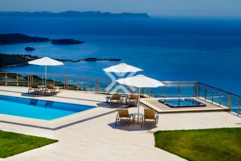 Luxury Villas at Syvota Ionio Greece, Syvota Villas Greece 41