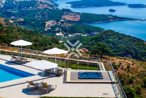 Luxury Villas at Syvota Ionio Greece, Syvota Villas Greece 45