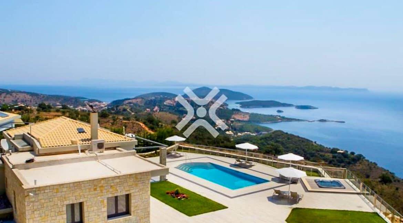 Luxury Villas at Syvota Ionio Greece, Syvota Villas Greece 8