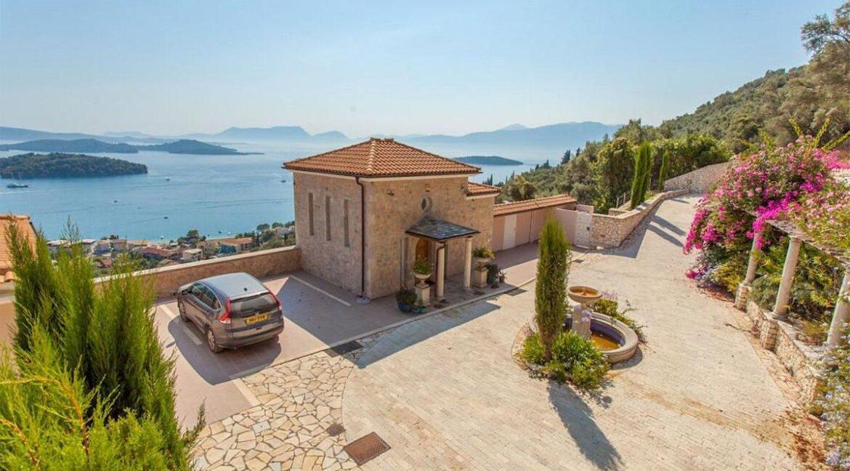 Mansion for sale in Lefkada Island, Luxury Estates in Lefkada Greece 19