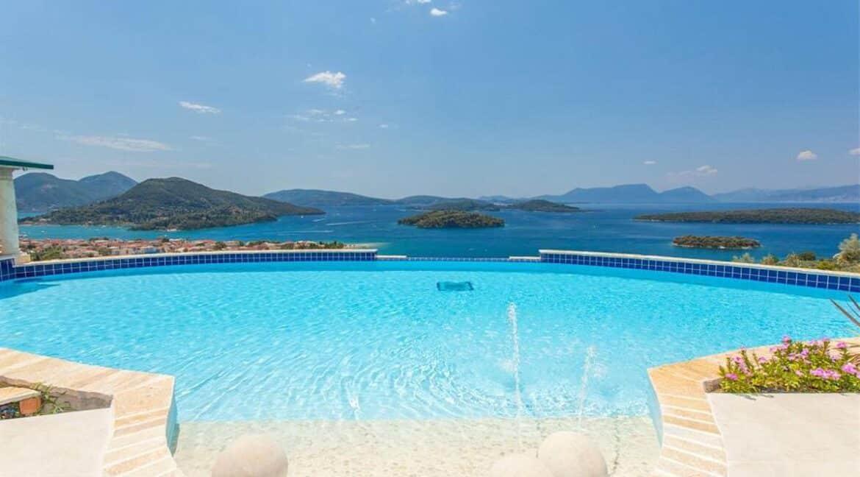 Mansion for sale in Lefkada Island, Luxury Estates in Lefkada Greece 5
