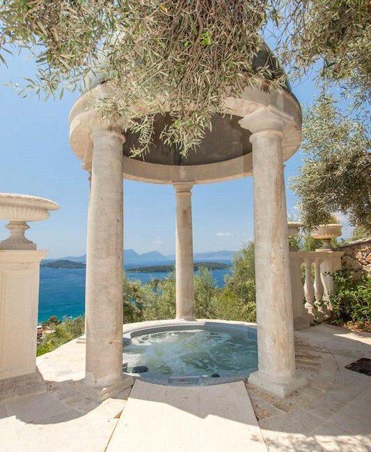Mansion for sale in Lefkada Island, Luxury Estates in Lefkada Greece 6