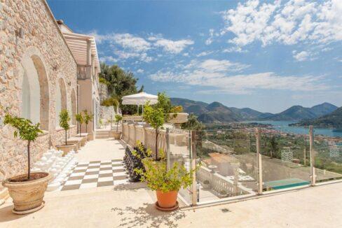 Mansion for sale in Lefkada Island, Luxury Estates in Lefkada Greece 8