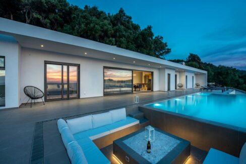 Modern Villa in Corfu with Great Sea Views, Corfu Homes 21