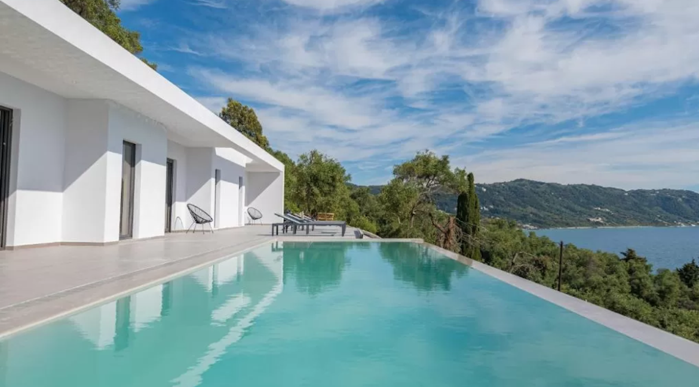 Modern Villa in Corfu with Great Sea Views, Corfu Homes 24