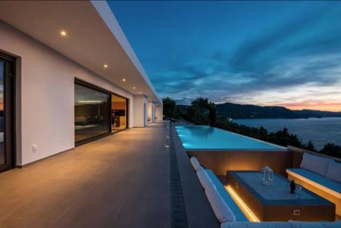 Modern Villa in Corfu with Great Sea Views, Corfu Homes 25