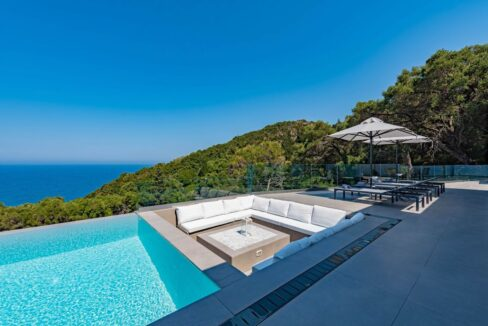 Modern Villa in Corfu with Great Sea Views, Corfu Homes 29