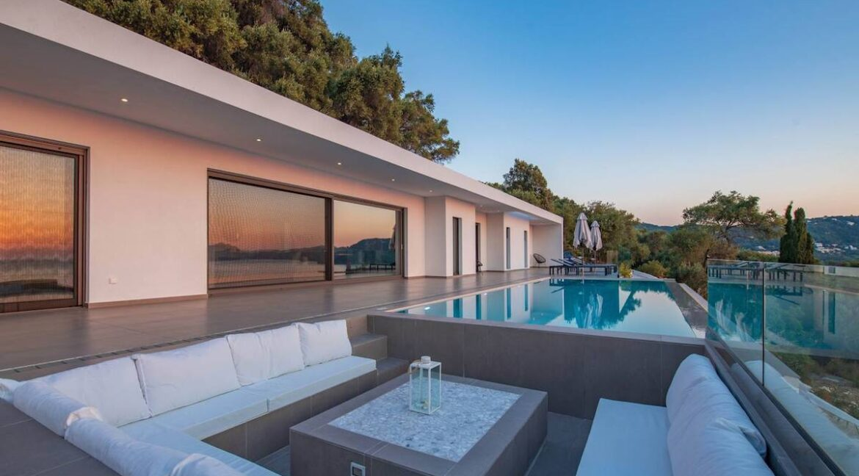 Modern Villa in Corfu with Great Sea Views, Corfu Homes 4