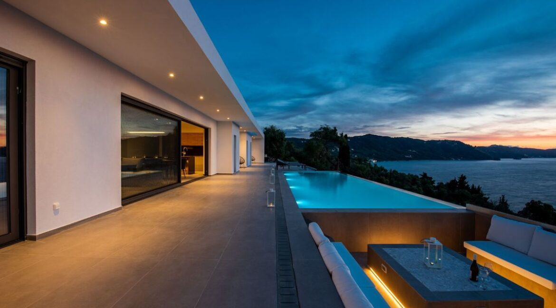 Modern Villa in Corfu with Great Sea Views, Corfu Homes 43