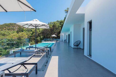 Modern Villa in Corfu with Great Sea Views, Corfu Homes 5