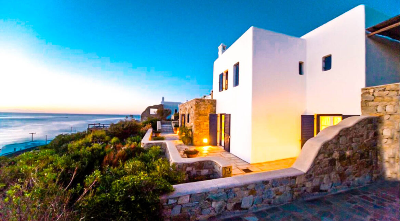 Mykonos Property walking distance from the beach, Elia Beach 10
