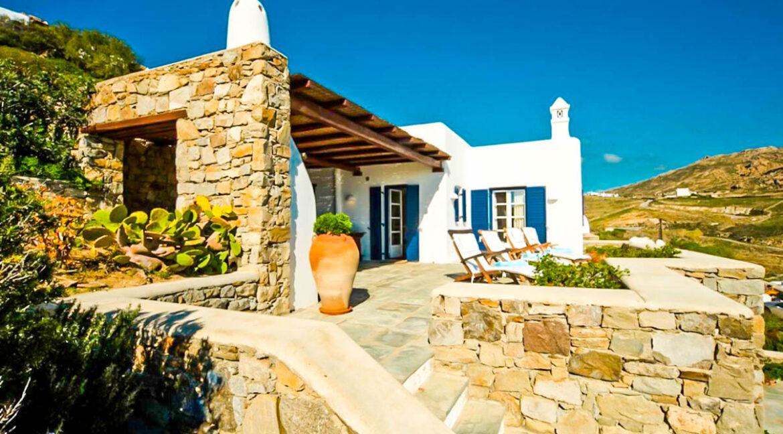 Mykonos Property walking distance from the beach, Elia Beach 24