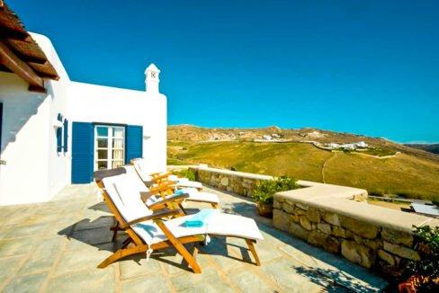 Mykonos Property walking distance from the beach, Elia Beach 25