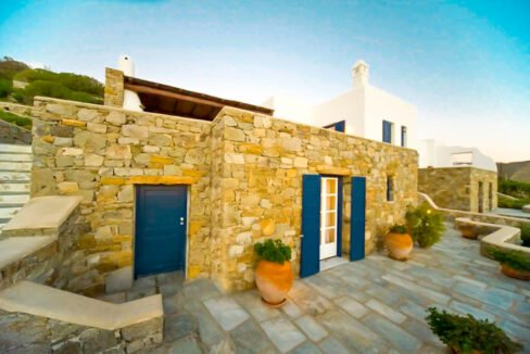 Mykonos Property walking distance from the beach, Elia Beach 9