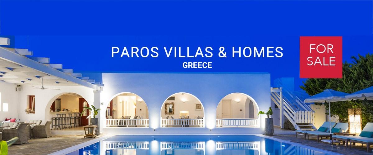 Paros real estate, House for sale Paros, Paros property for sale