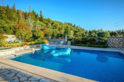 Properties Lefkada Greece with sea view 1