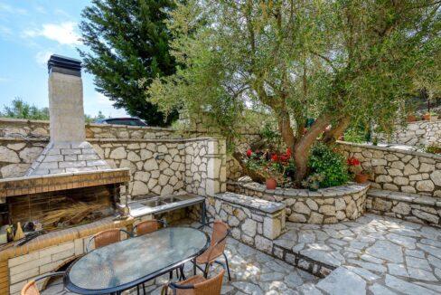 Properties Lefkada Greece with sea view 5