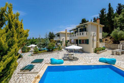 Properties Lefkada Greece with sea view 6