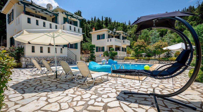 Properties Lefkada Greece with sea view 7