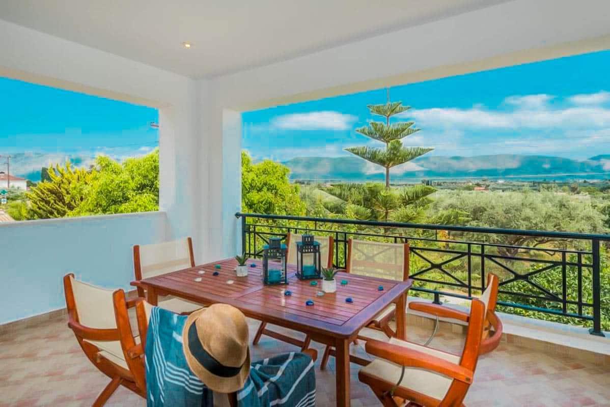 Property Zakynthos Greece of 7 Bedrooms