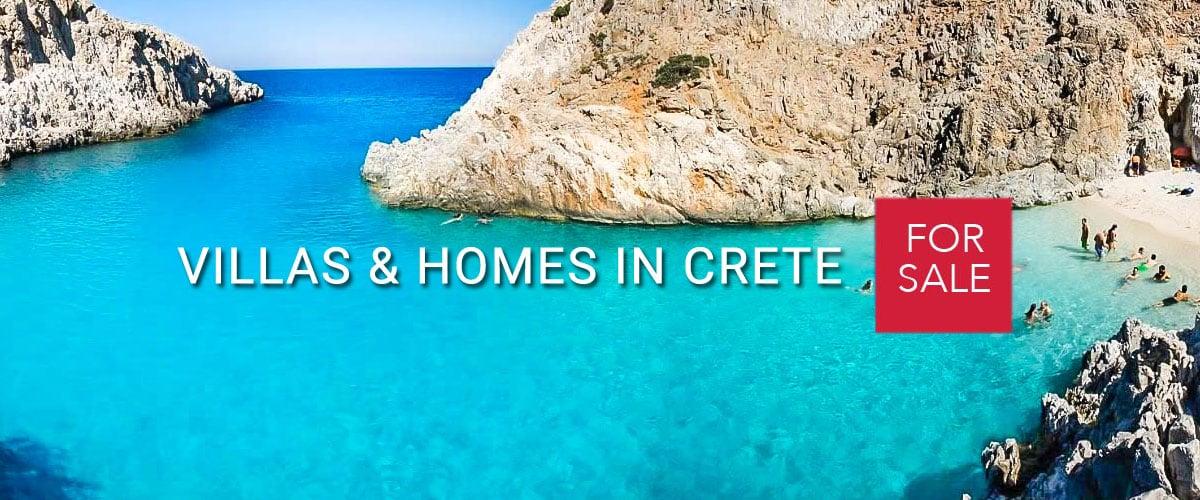 Property for sale in Crete, Crete Real Estate, Houses for sale in Crete