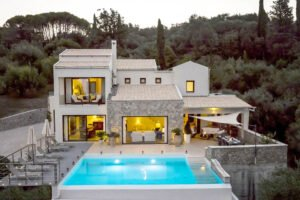 Property with Sea view in Corfu, Corfu Villas for sale, Luxury Houses Corfu Greece