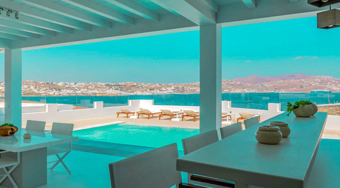 Property with sea View Mykonos Greece for sale 15