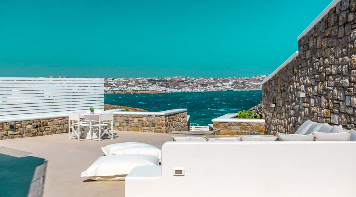 Property with sea View Mykonos Greece for sale 16