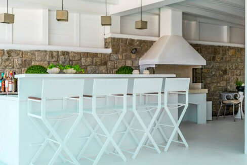 Property with sea View Mykonos Greece for sale 17