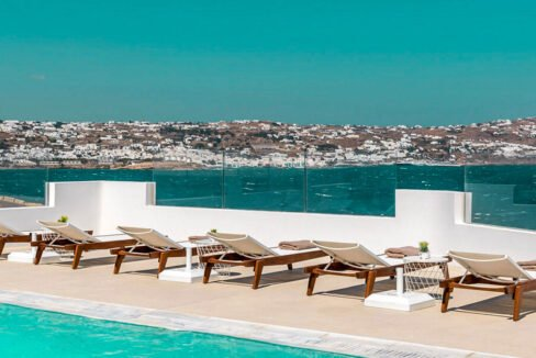 Property with sea View Mykonos Greece for sale 19
