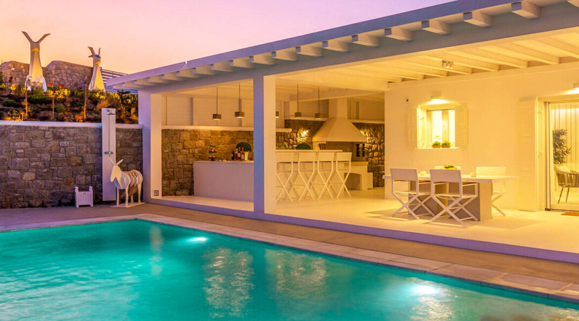 Property with sea View Mykonos Greece for sale 2