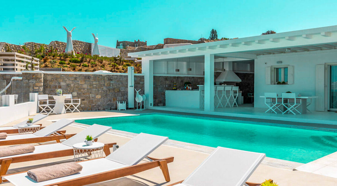 Property with sea View Mykonos Greece for sale 20