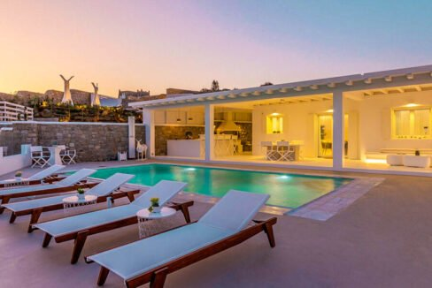 Property with sea View Mykonos Greece for sale