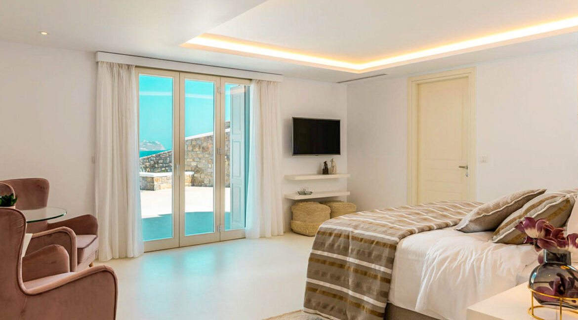 Property with sea View Mykonos Greece for sale 8
