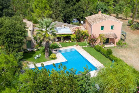 Property with very Big Land Plot Corfu Greece. Corfu Homes 10