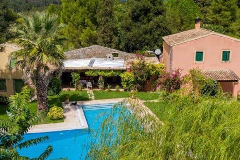Property with very Big Land Plot Corfu Greece. Corfu Homes 11